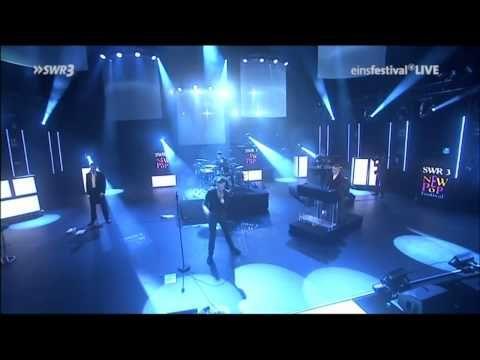 Hurts - Confide -  Live Einsfestival - [ napisy pl]