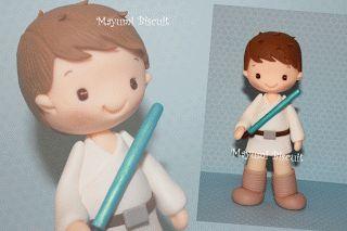 Mayumi Biscuit: Star Wars