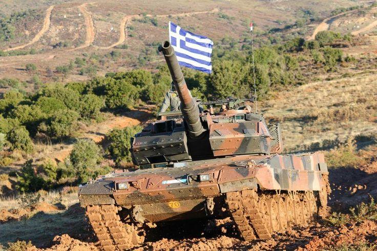 Greek Leopard 2A6HEL