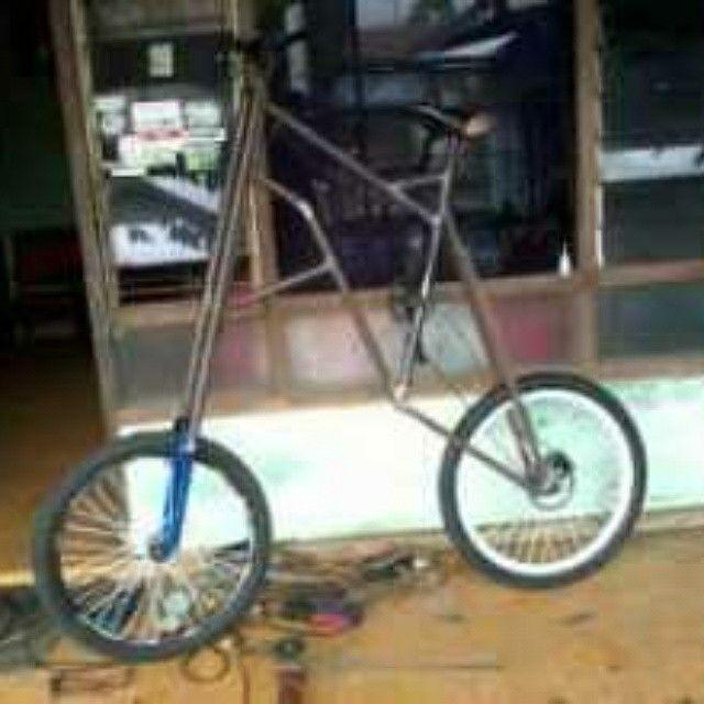 hand made tall bikes funkustom