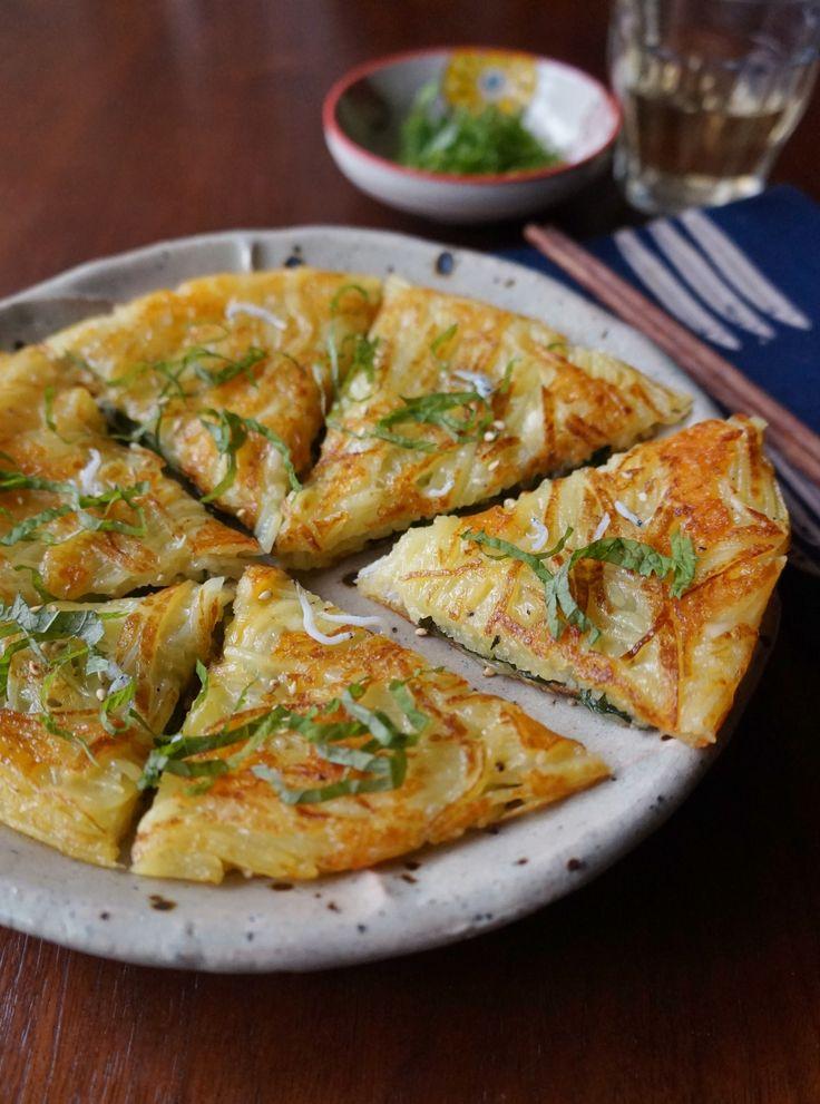 大葉とシラスの和風ガレット by 楠みどり 「写真がきれい」×「つくりやすい」×「美味しい」お料理と出会えるレシピサイト「Nadia | ナディア」プロの料理を無料で検索。実用的な節約簡単レシピからおもてなしレシピまで。有名レシピブロガーの料理動画も満載!お気に入りのレシピが保存できるSNS。