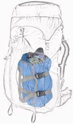 Compression + luggage organizer