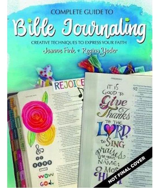 Complete Guide to Bible Journaling €16,99