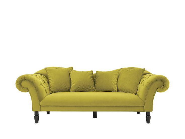 Sofa Cupido 3S 242cm x 91cm x 104cm – salon meblowy BRW