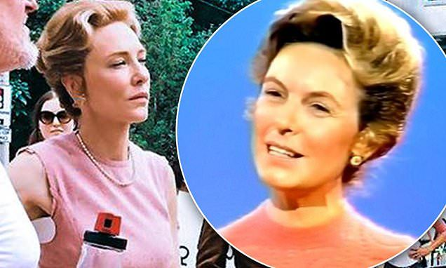 Cate Blanchett Plays Anti Feminist Phyllis Schlafly In Mrs