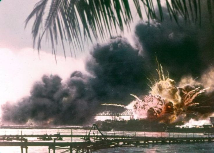 The Japanese attack on Pearl Harbor in the Hawaiian Islands on December 7, 1941 marked the official entrance of the US into WWII.   The firs...