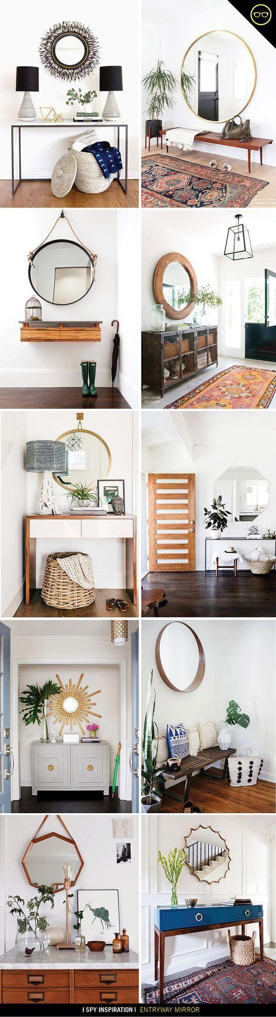 Best 25 entryway mirror ideas on pinterest entryway wall decor i spy design inspiration amipublicfo Images