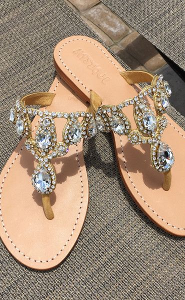 ITS YOUR WORLD SANDALS BY MYSTIQUE
