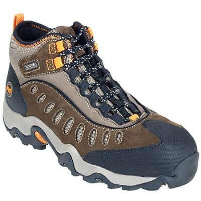 Waterproof Timberland PRO 86515 Brown Steel Toe