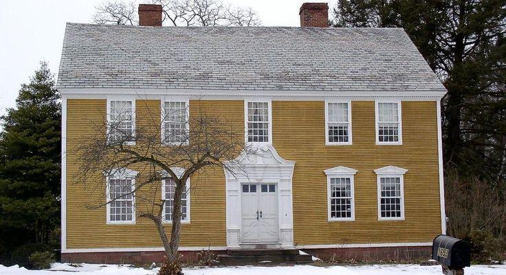 Historic House Blog » Historic Style Spotlight: Georgian Architecture