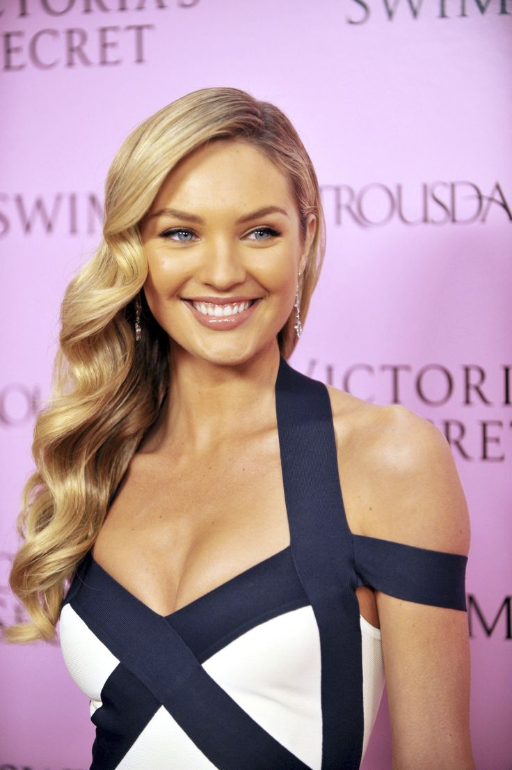 Candice Swanepoel - I'm not normally a victoria secret guy, but she has changed my mind