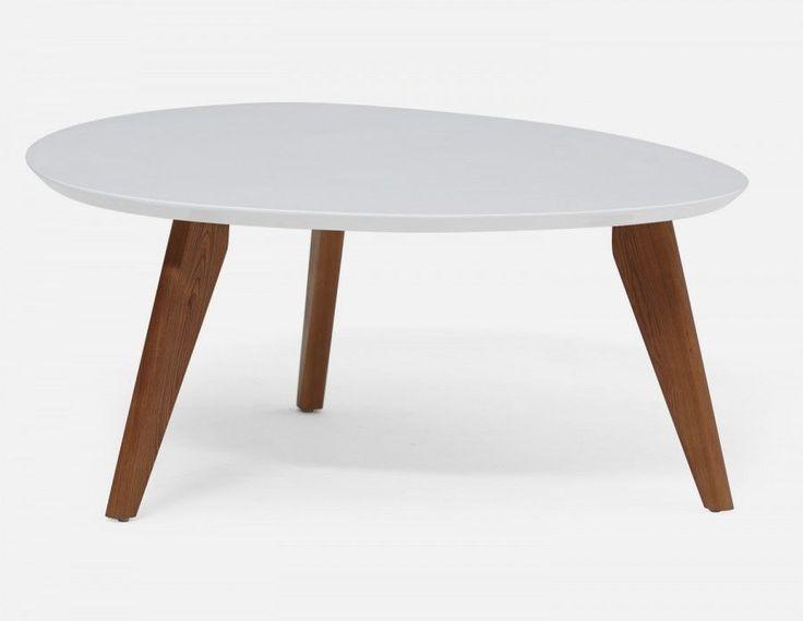 OSAKA - Coffee table - White
