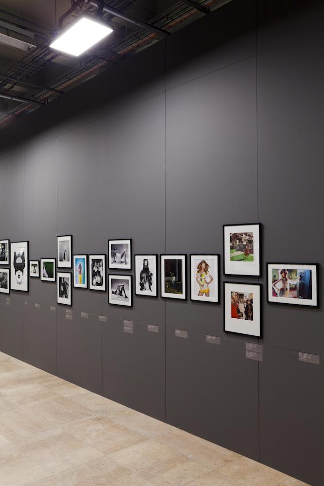 Chloe Photographs wall