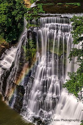 Burgess Falls - Cookeville, TN I've actually already been here with my family, but I'd like to go again, next time I'm in Tennessee....