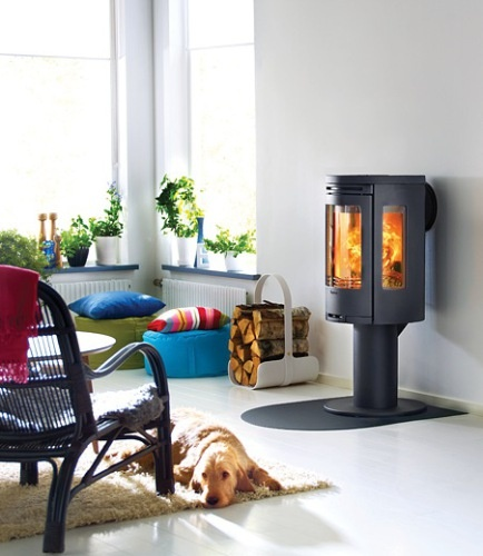 Nordic fireplace options