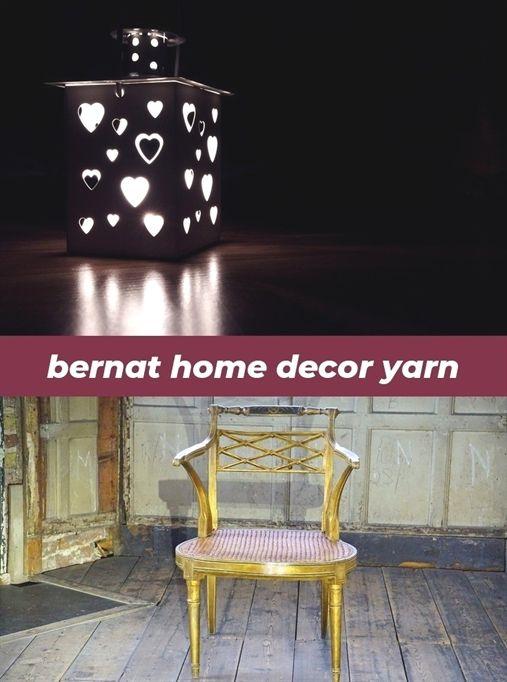 Bernat Home Decor Yarn 1009 20181029201106 62 Diy Home Decor