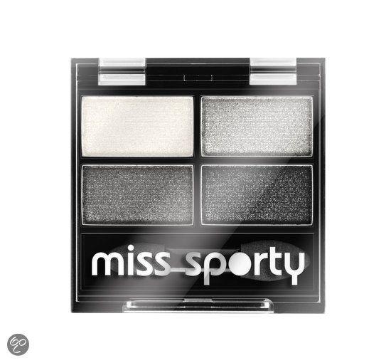 Miss Sporty Studio Colour Quattro Eye Shadow Smoky Black Eyes | 404 Real Smoky http://www.devoordeeldrogist.com/miss-sporty-studio-colour-quattro-eye-shadow-404-real-smoky-smoky-black-eyes-stuk.html#.VH931ck55BA