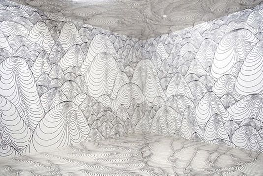 Eye-popping doodle art fills white space | Art | Creative Bloq