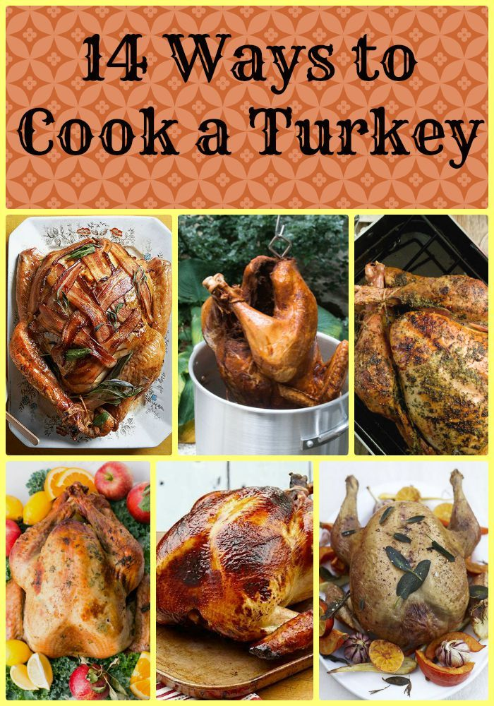 how to cook a 14 pound turkey