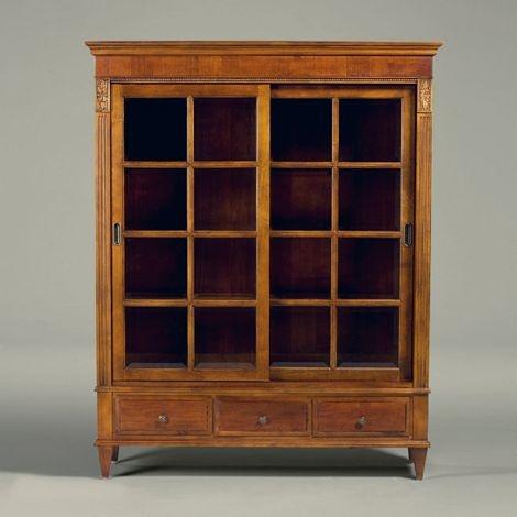 Ethan Allen Townhouse Ashton Curio Cabinet Cabinet