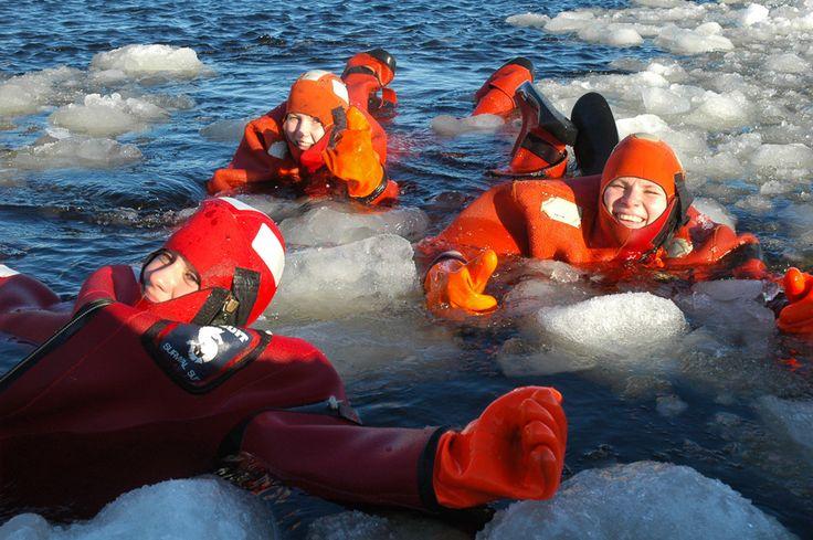 Sampo Arctic Icebreaker Tour (Finland)