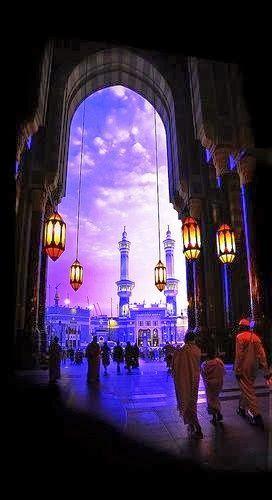 Beautiful Makkah