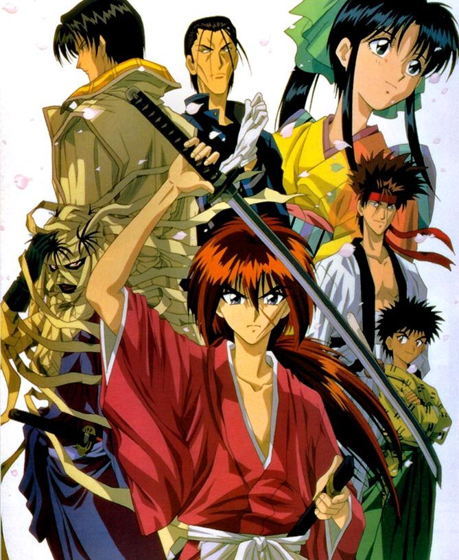 491 Best Images About Rurouni Kenshine(Samurai X). On