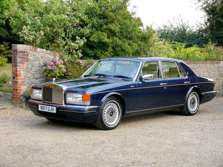 1996 Rolls Royce Silver Spirit 4