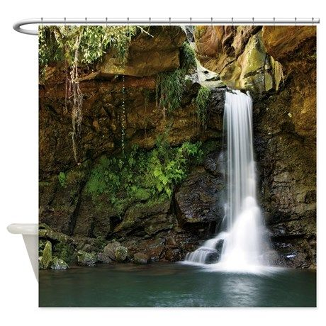Landscape 90 Shower Curtain On CafePress.com
