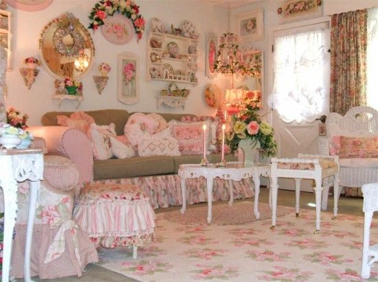 Victoria Rose Cottage Romancing The Finest Homes  Divano ...