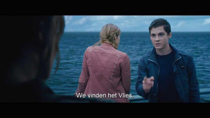 Rick Riordan: De zee van monsters. Filmtrailer. Nederlands ondertiteld.