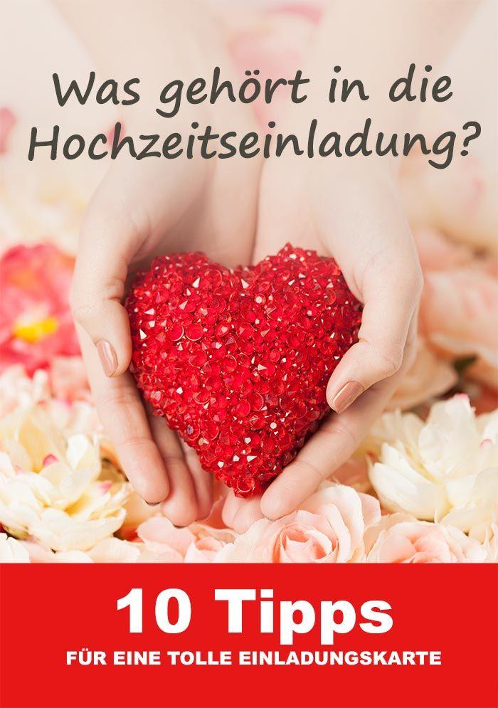 Was gehört in die Hochzeitseinladung? - 10 Tipps für eine tolle Einladungskarte (Foto: S.H.exclusiv - Fotolia)