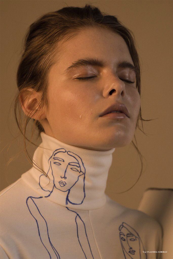 *.* faces • pebbles turnbull / july 2015 / teeth magazine