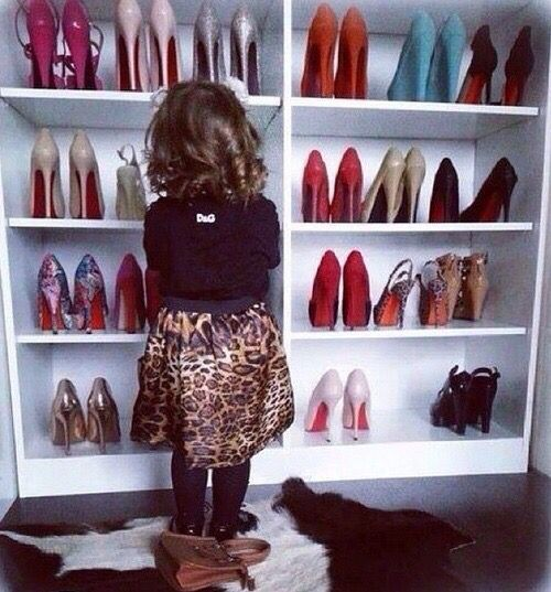 18 Best Images About Little Girls Amp Mommy S High Heel
