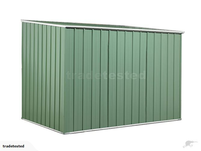 garden sheds for sale kitset 26x175x19m green trade me