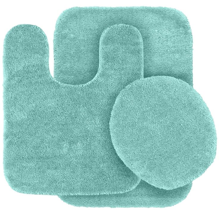 Garland Rug 3 Piece Traditional Nylon Washable Bathroom Rug Bath Mat Set Only 10 In Stock Order Today! Product Description: Traditional bath rugs by Garland Rug are soft and stylish. The plush design