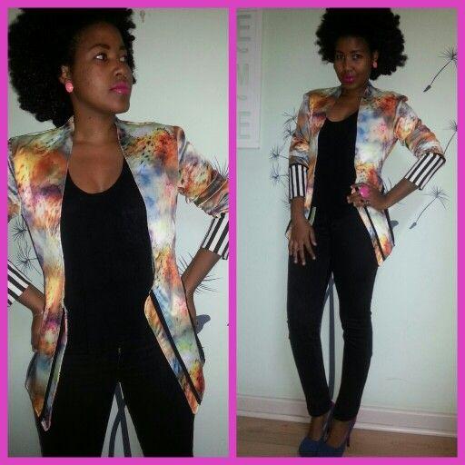 blazer by me www.richbyrina.blogspot.com