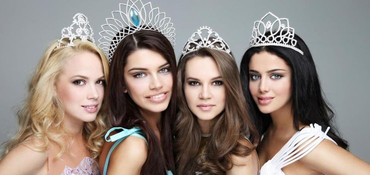 Slovak Miss Competition winners