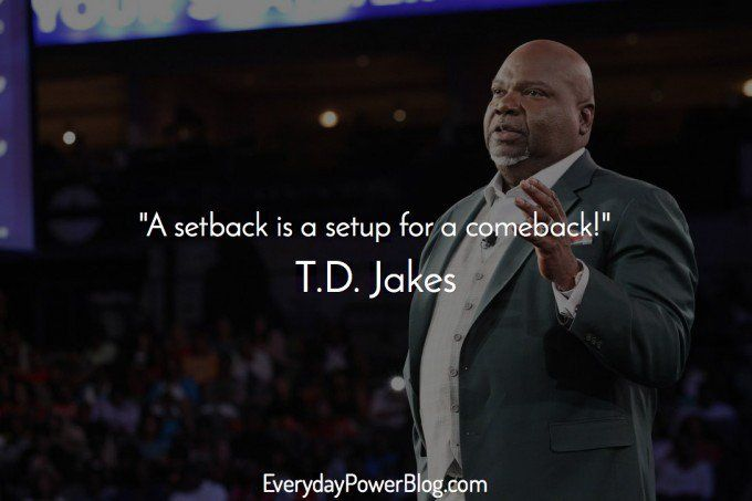 inspirational td jakes quotes