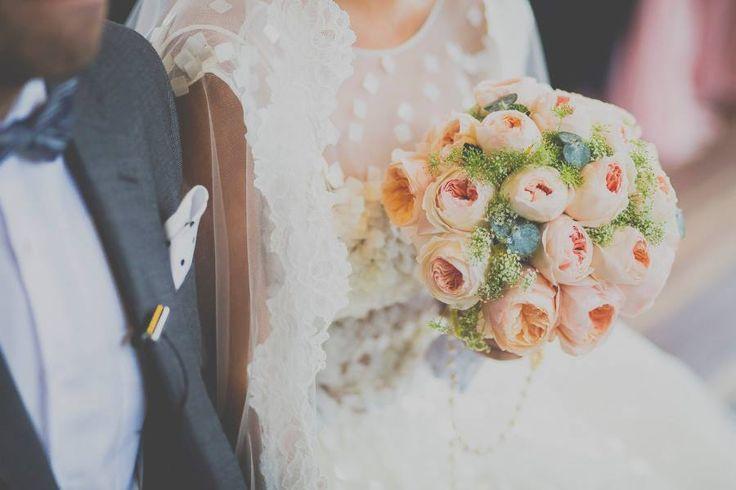 Bouquet vintage. Un cuento de boda