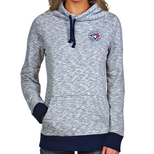 Toronto Blue Jays Women's Swift Pullover by Antigua