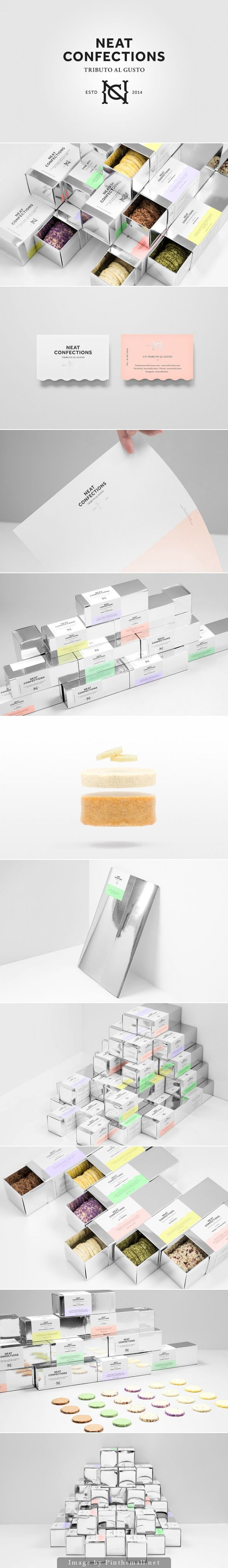 Neat Confections by Anagrama