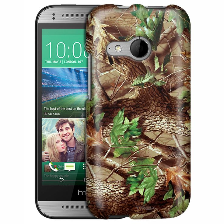 HTC One Remix Real Tree Camouflage Hunter Slim Case
