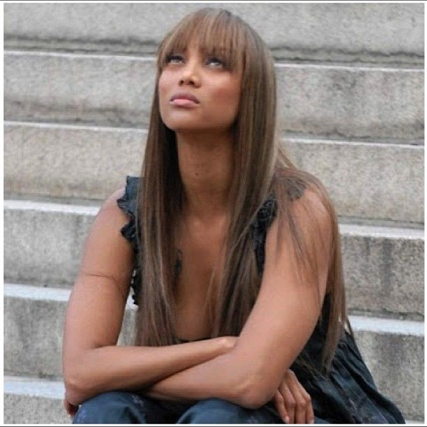 Tyra Banks Famous For: 187 Best Images About Tyra Banks On Pinterest