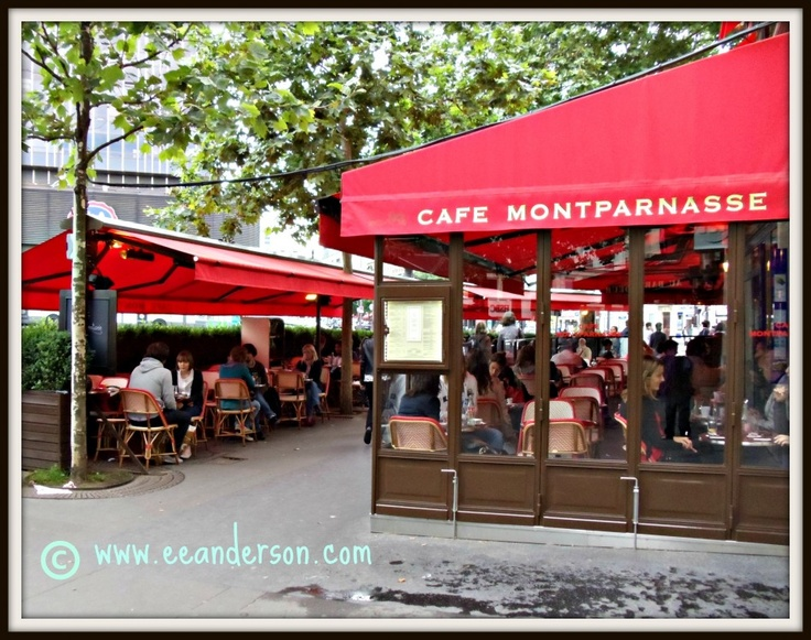 Cafe Madeline Hot Chocolate Paris