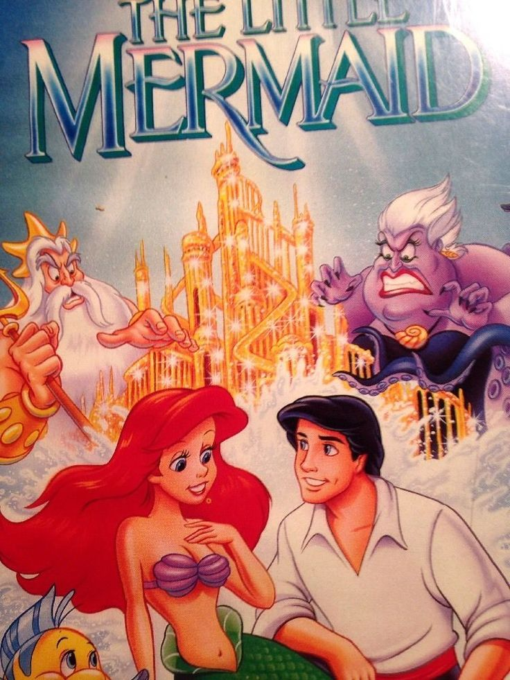 Best 25 Little Mermaid Vhs Cover Ideas On Pinterest  The -1588