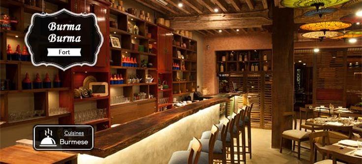 From Burmese To Fusion, Pure Veg Restaurants In Mumbai That You Must Visit #Vegrestaurants #mumbai