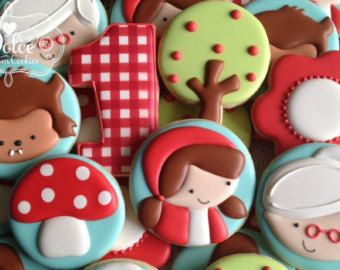 Elephant Flying Elephant Baby Shower Cookies von DolceCustomCookies