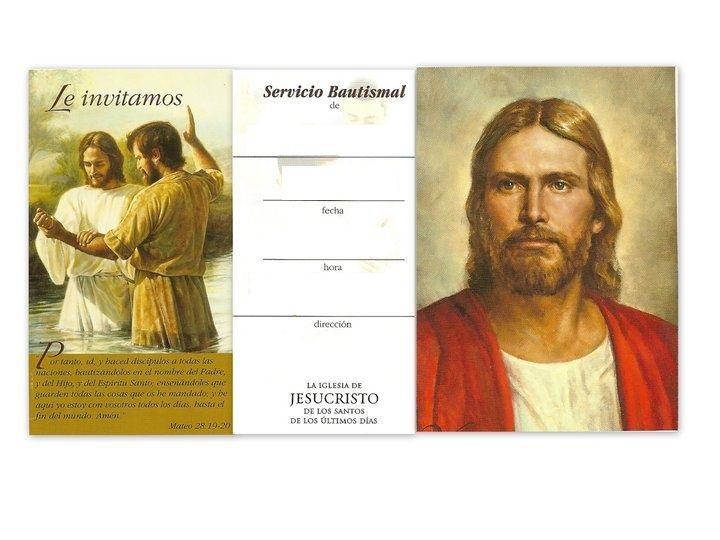 19 best BAUTISMO LDS images on Pinterest | Mormons, Church ideas and ...