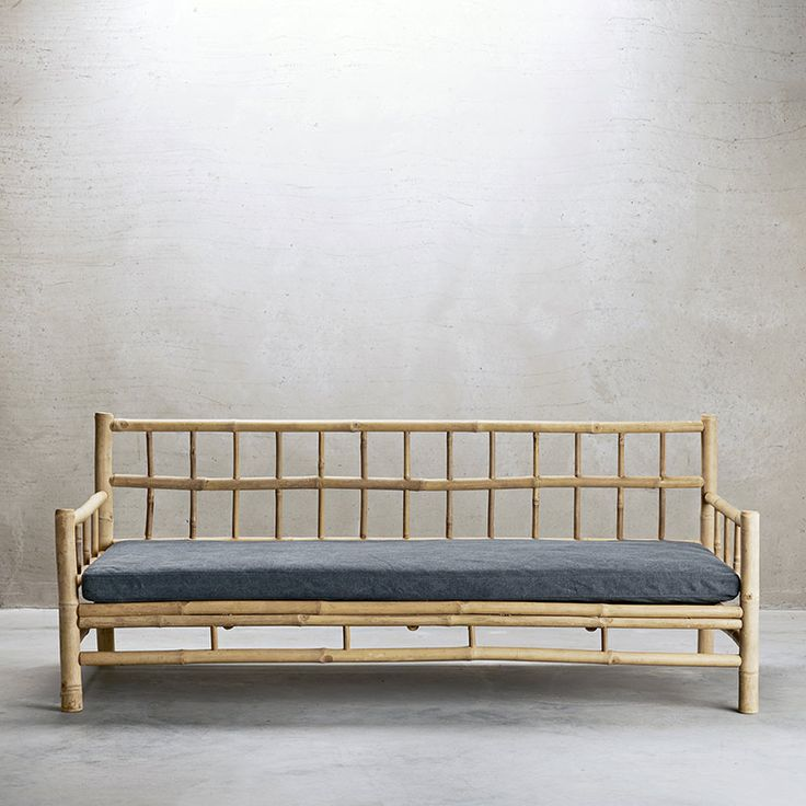 Soffa Lounge Bambu rak PHANTOM bamcouch   Heminredning och inredning - inreda.com